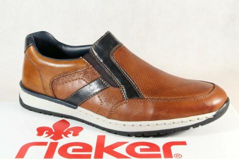 Rieker Slipper Halbschuhe Sneaker braun B5160 NEU!!