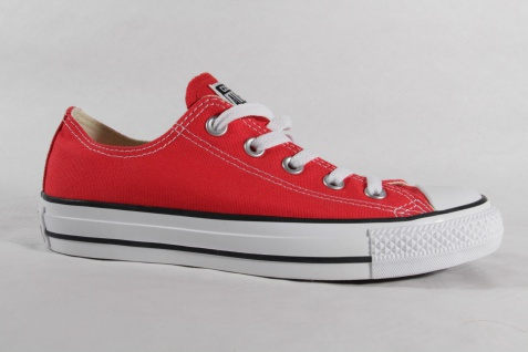 Converse All Star Schnürschuhe M9696C Sneakers rot, Textil/ Leinen, M9696C Schnürschuhe Neu!!! c738fc