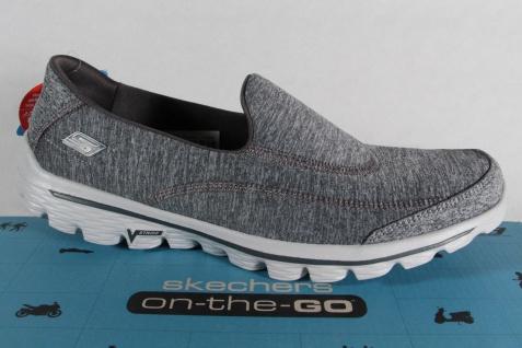 Skechers Sneakers Slipper, Sneakers Skechers Halbschuhe Sportschuhe grau NEU! f2a6f3