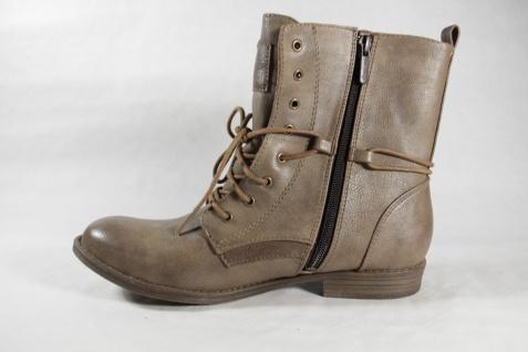 Mustang pfeffer Stiefel, Stiefeletten Boots, braun pfeffer Mustang NEU Beliebte Schuhe 7353c7