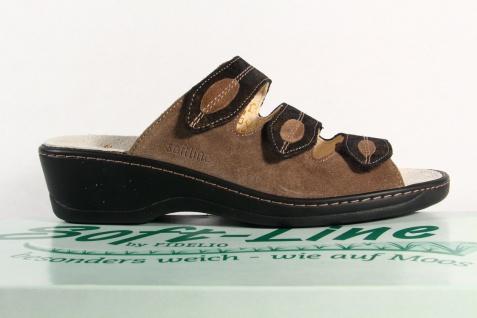 Fidelio Soft Line Damen Pantolette Echtleder Pantoffel Echtleder Pantolette NEU! Beliebte Schuhe c582e9