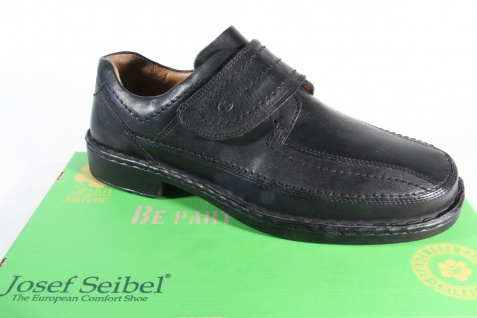 Seibel Sneakers Slipper, Halbschuhe Sneakers Seibel Sportschuhe schwarz Leder NEU 0db5ba