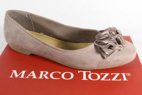 Marco Tozzi Slipper Damen Ballerina Slipper Tozzi Halbschuhe Pumps NEU!! 8a1151