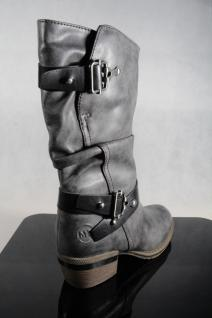Marco Tozzi Stiefel, Stiefelette, gefüttert, Boots, grau, gefüttert, Stiefelette, RV NEU! Beliebte Schuhe 127a2b