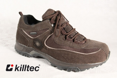 Killtec Damen Schnürschuhe Sneakers braun Halbschuhe Sportschuhe braun Sneakers Neu!! e162c2
