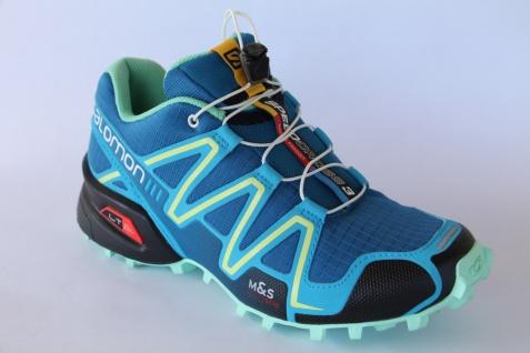 Salomon Sportschuhe Sneakers Speedcross 3 türkis Neu!!!