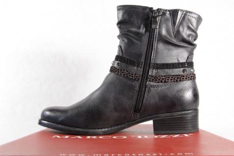Marco Tozzi Stiefel 25364 Damen Stiefel, Stiefelette, Stiefel Tozzi schwarz/anthrazit NEU! c06d26