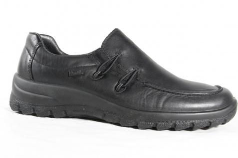 Rieker TEX Slipper Halbschuhe Sportschuhe Leder Schuhe schwarz L7180 Neu!!! Beliebte Schuhe Leder 2d4d7f