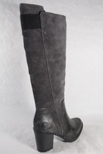 Marco Tozzi 25613 Stiefel, grau Stiefelette, Stiefel, Echtleder grau Stiefel, NEU! 876874