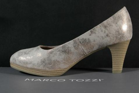 Marco Tozzi Damen Pumps Ballerina Slipper gold/ rose metallic NEU! - Vorschau 3