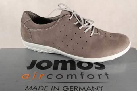 Jomos Leder Damen Schnürschuhe, Halbschuhe, Sneaker Leder Jomos grau 854306 NEU! 941eb5