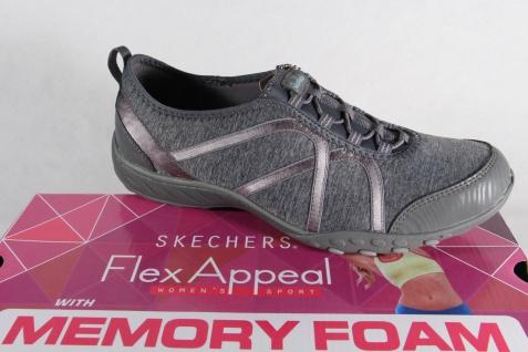 Skechers Slipper Fußbett, Sneakers Sportschuhe Halbschuhe weiches Fußbett, Slipper NEU! 6e9197