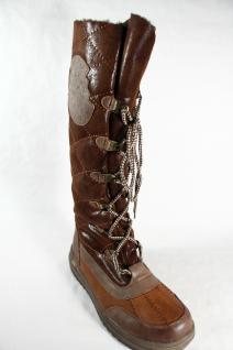 Marco Tozzi Stiefel Stiefelette Stiefeletten Winterstiefel Boots braun RV NEU!!