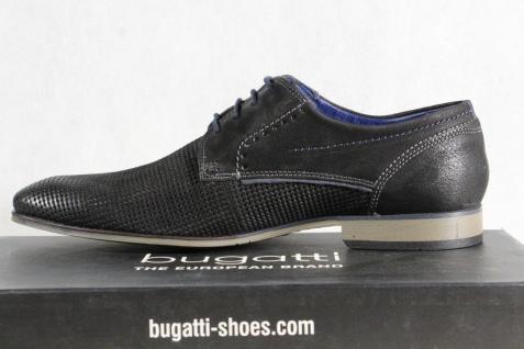 Bugatti Herren Schnürschuh Sneaker Schnürschuhe Halbschuhe Sneaker Schnürschuh schwarz NEU! 6ecde6