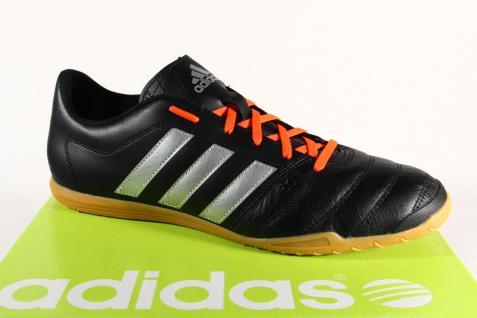 Adidas Herren Sportschuhe Fußballschuhe Turnschuhe Sneakers schwarz NEU