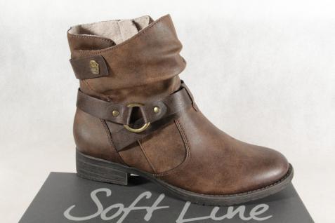 Soft Line by braun Jana Stiefel Stiefelette Stiefel Winterstiefel braun by 25465 NEU 0a3eb5