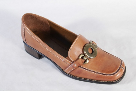Sally Gummisohle, O'Hara Damen Slipper, braun, Gummisohle, Sally NEU!! Beliebte Schuhe aee520