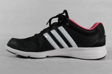 adidas Schnürschuh Sneaker Sportschuh Arianna schwarz/weiss NEU - Vorschau 3