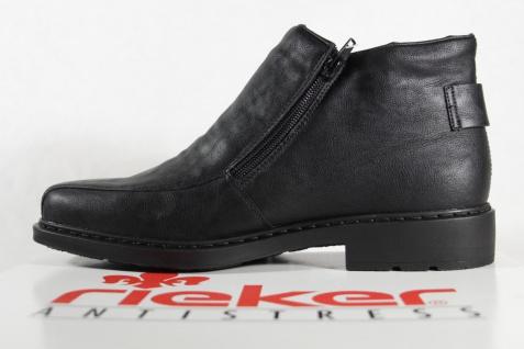Rieker Herren schwarz Stiefel Stiefelette Stiefeletten Boots schwarz Herren TEX 32861 NEU Beliebte Schuhe f2b942