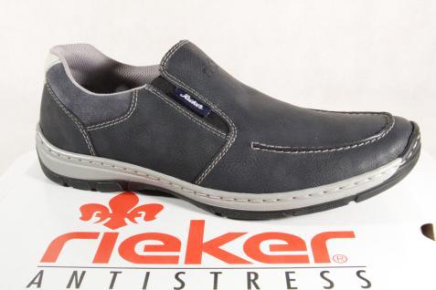 Rieker Slipper Halbschuhe, Sneaker blau, NEU!! weiche Innensohle, 15260 NEU!! blau, a21eca