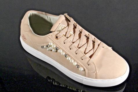 Dockers Schnürschuhe Sneakers Sneakers Schnürschuhe Halbschuhe rose NEU!! c129be