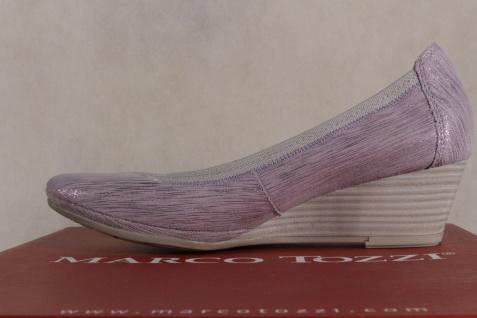 Marco Tozzi Pumps Slipper Ballerina flieder 22303 NEU! - Vorschau 3