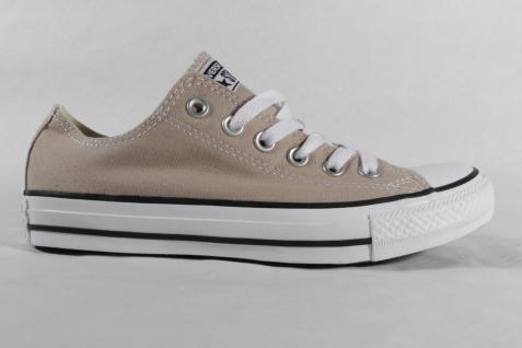 Converse All Star Textil/ Schnürschuh, beige, Textil/ Star Leinen, Neu!!! 7fb801