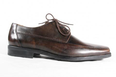 Lord Excellent Herren Schnürschuh, Halbschuh NEU! Sneaker braun, NEU! Halbschuh c667e8