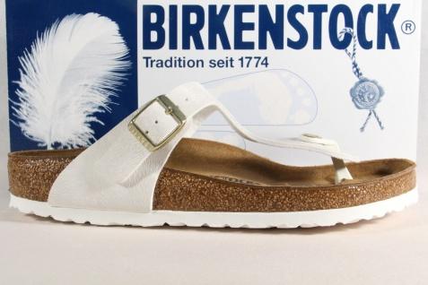 Birkenstock Damen Pantolette Zehenstegpantolette Pantolette Damen normale Weite NEU! 36aeeb