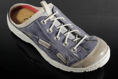 Rieker Damen Hausschuhe Clogs Sabot Pantoffel Hausschuhe Damen blau L0523 NEU!! a0a826