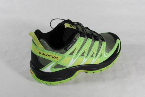Salomon 376485, Slipper Schnürer XA PRO, grün, 376485, Salomon wasserdicht, Neu Beliebte Schuhe bb5d38
