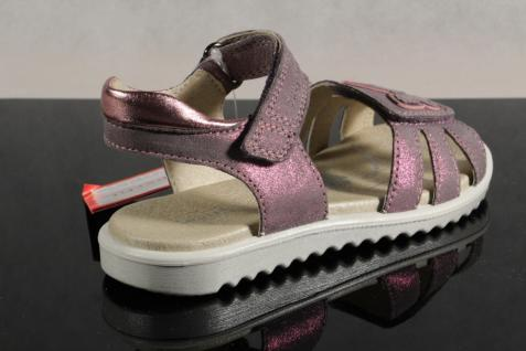 Superfit Mädchen metallic Sandale Sandalette grau/ violett metallic Mädchen Neu !!! 3b3f6a