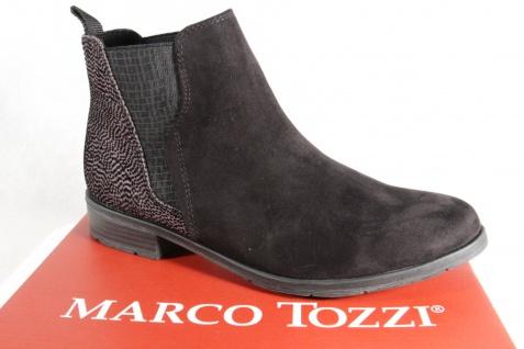 Marco Schlupfstiefel, Tozzi Stiefelette, Stiefel, Stiefel, Schlupfstiefel, Marco schwarz, NEU 3cad63