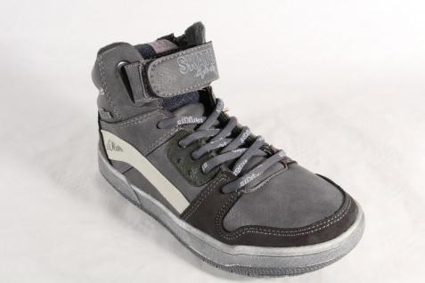 S.Oliver Knaben Tex Stiefel Stiefeletten Boots grau 45302 NEU! Beliebte Schuhe Schuhe Beliebte 59f5ec