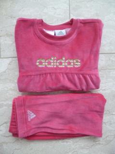 Adidas Jogger Jogginganzug Babyjogger Sweatshirt Sweathose pink NEU