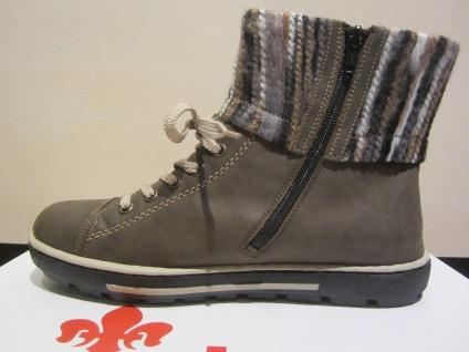 Rieker Stiefel Boots NEU Winterstiefel, braun, warm gefüttert, NEU Boots d2467f