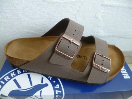 Birkenstock Arizona Pantolette Pantoletten Sandale mocca 0151181 NEU!