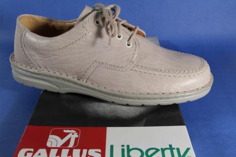 Gallus Liberty offWeiß, Herren Schnürschuh, Halbschuh Sneaker offWeiß, Liberty NEU! c6a1b2