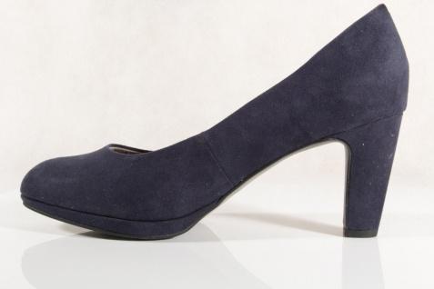 Damen Pumps Slipper, Trotteur, Pumps blau, blau, blau, NEU! a1e302