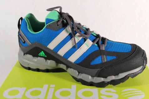 adidas AX Sportschuhe Laufschuhe Halbschuhe blau/grün NEU