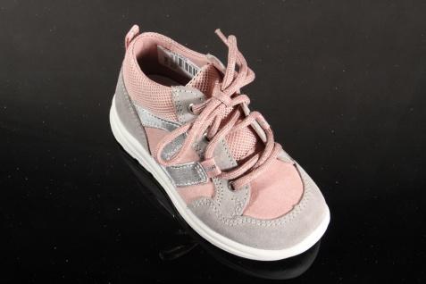 Superfit Lederfußbett Mädchen LL-Stiefel rose/ grau Lederfußbett Superfit 00323 Neu !!! b82a74