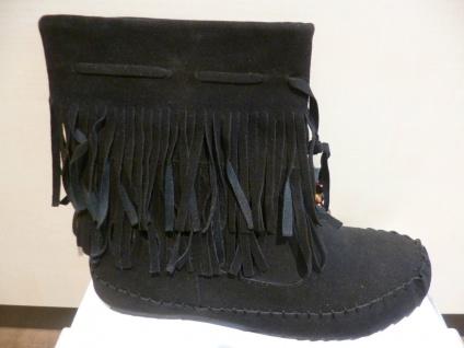 Top Or Damen Stiefel Stiefelette Boots Winterstiefel schwarz NEU! SP.19, 00 € - Vorschau 2