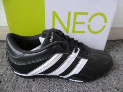 Adidas Fußballschuhe Sportschuhe Sneakers Halbschuhe schwarz NEU