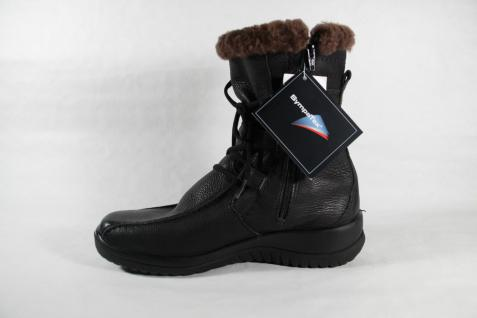Jomos Damen Stiefel; schwarz, mit RV, echtes Lammfellfutter Neu! Neu! Neu! Beliebte Schuhe 5fda1c