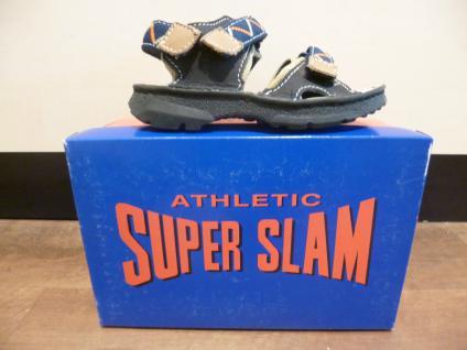 Super Slam Jungen Sandalen blau, Sandaletten blau, Sandalen NEU!! c51a71