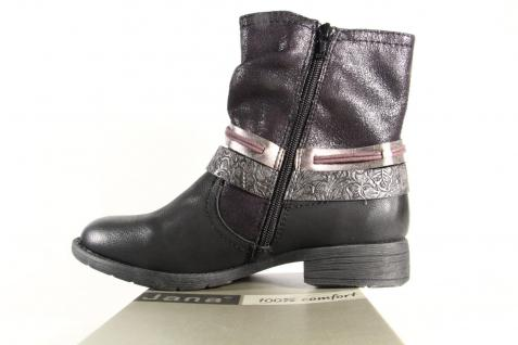 Jana Stiefelette 25412 Stiefel, NEU Stiefel, weiche Innensohle, schwarz NEU Stiefel, 83e18a