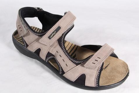 Legero Damen Sandalen Sandaletten beige, KV, bequemes Innenfußbett, NEU!!