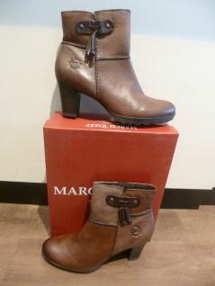 Marco Tozzi Damen Stiefel, Stiefeletten braun, weiches Leder, RV !! NEU 25007 !! RV Beliebte Schuhe 36dd76