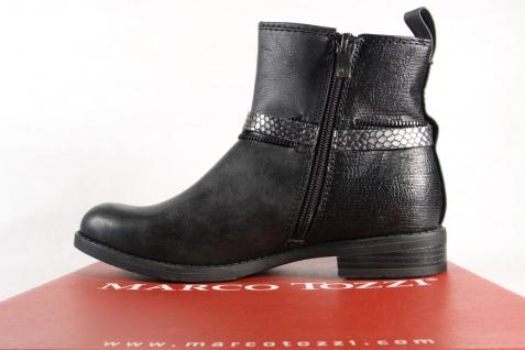 Marco Marco Marco Tozzi Damen Stiefel 25362 Stiefelette Stiefelette Boots schwarz NEU!! Beliebte Schuhe acb692