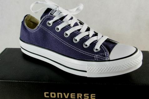 Converse All Star Sneaker Schnürschuh Turnschuh blau M9697C Neu!!!